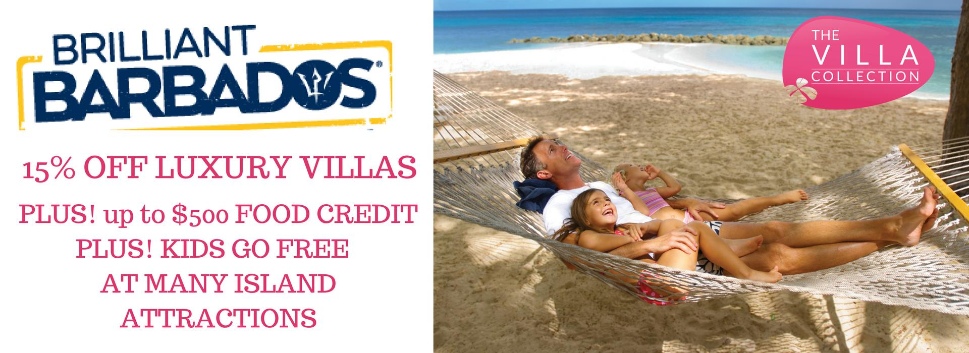 Brilliant Barbados – Luxury Villas