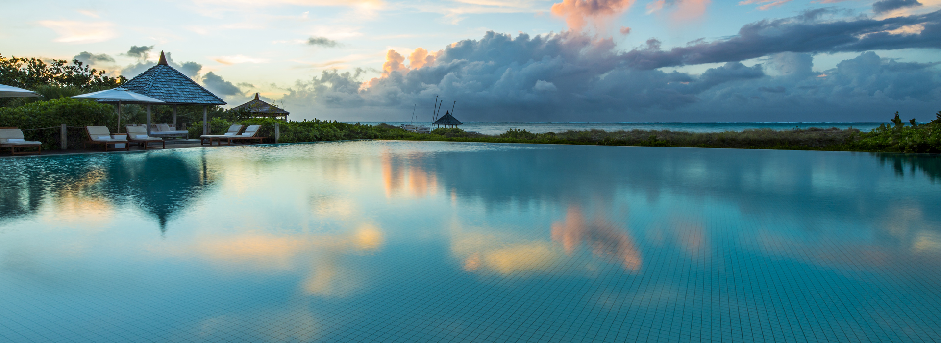Island Villas at Parrot Cay