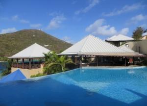 The Villa Collection Scrub Island view