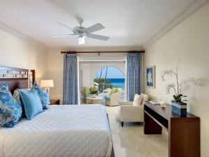 Beachfront Home - Master Bedroom Upper Floor