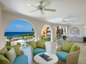 Beachfront Home - Terrace (2)
