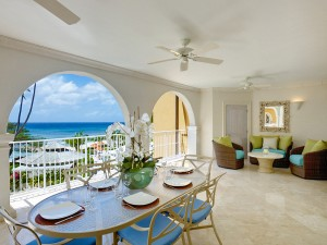 Beachfront Home - Terrace