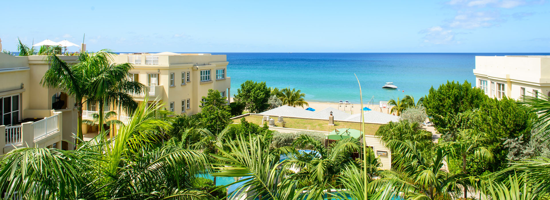 Hamilton Beach Villas & Spa