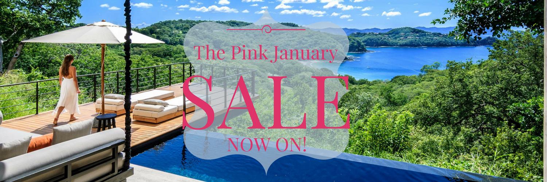 Pink January Sale