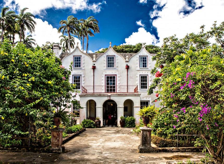 St Nicholas Abbey Barbados