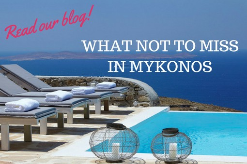 What not to miss in Mykonos