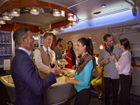 The Villa Collection Emirates Airline Business Class