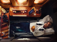 The Villa Collection Emirates Airline First Class