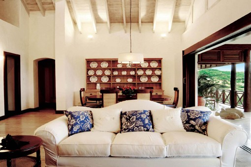 Carenage Villa at Canouan Resort