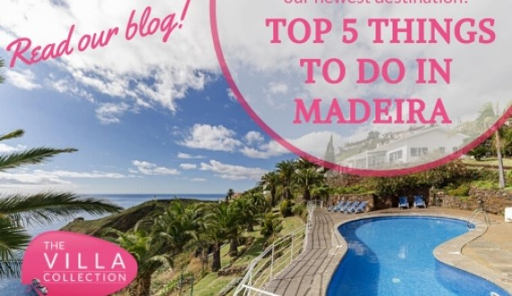 Madeira's top 5 Experiences